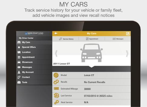 South County Lexus apk screenshot