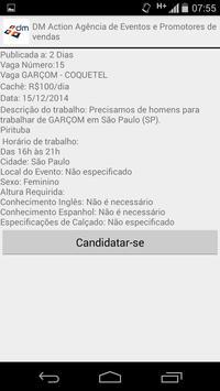 Empregos - Eventos apk screenshot
