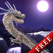 Moon Dragon Waterfall Trial icon
