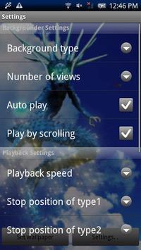 Blue Dragon Trial apk screenshot