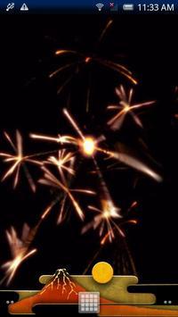 Firework Sparkler Free poster