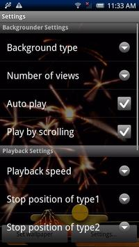 Firework Sparkler Free screenshot 2