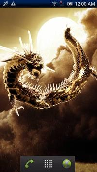 Gold Dragon Cloud Trial poster