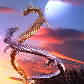 Dragon-RYUKYU LOVERS Free icon