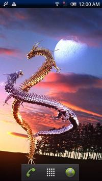 Dragon-RYUKYU LOVERS Free poster