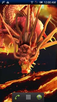 Sky Dragon Lava Trial poster