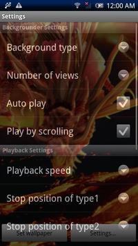 Sky Dragon Lava Trial apk screenshot