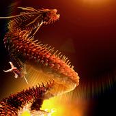 Lava Dragon-DRAGON PJ Free icon