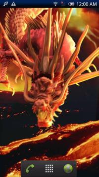 Lava Dragon-DRAGON PJ Free poster