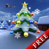 Christmas Snow360°Trial icon