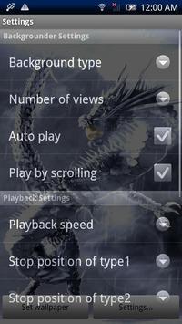White Dragon Storm Trial apk screenshot