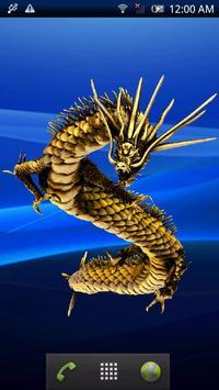 Golden God Dragon Free apk screenshot