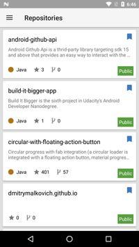 Gito for GitHub screenshot 6