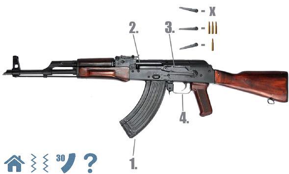 Machine gun apk screenshot