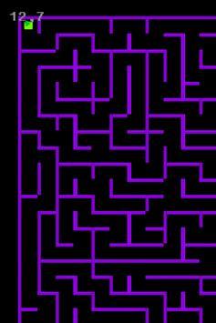 Simple maze screenshot 1