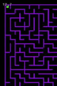 Simple maze screenshot 6