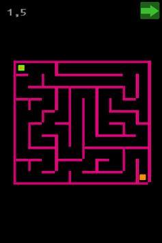 Simple maze screenshot 9