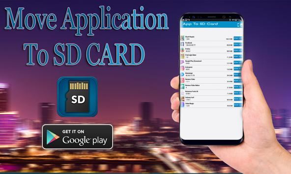 Move Application To SD CARD poster