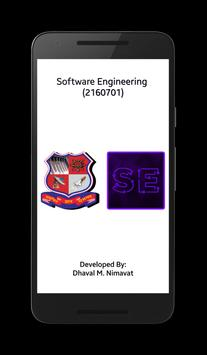 Software Engineering poster
