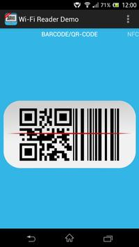 WiFi Barcode Scanner DEMO poster