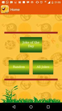 Jokes App screenshot 1