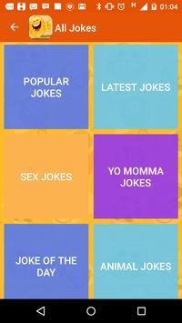 Jokes App screenshot 2