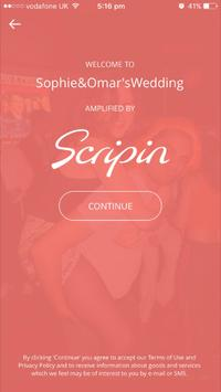 Scripin Events apk screenshot