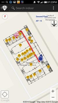 Anyplace Indoor Service screenshot 10