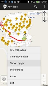Anyplace Indoor Service screenshot 11