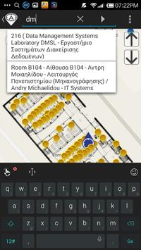 Anyplace Indoor Service screenshot 1