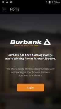 BurBank Mobile App poster