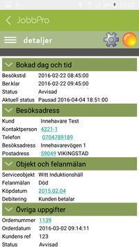 JobbPro apk screenshot