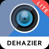 Dehazier-fog haze free camera icon