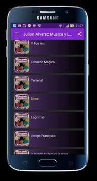 Julion Alvarez Musica & Letras apk screenshot