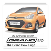 Hyundai Grand i10 Wallpapers icon