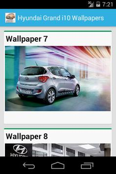 Hyundai Grand i10 Wallpapers poster