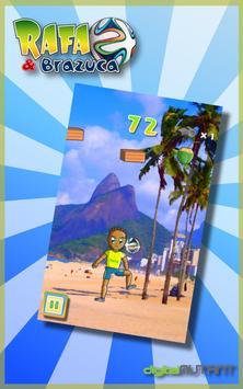 Rafa & Brazuca™ poster