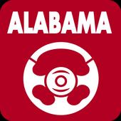 Alabama driving permit test icon