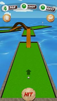 Mini Golf Stars: Retro Golf पोस्टर