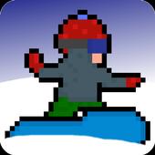 Snowy Boards Snowboarding icon