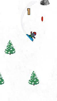 Snowy Boards Snowboarding apk screenshot