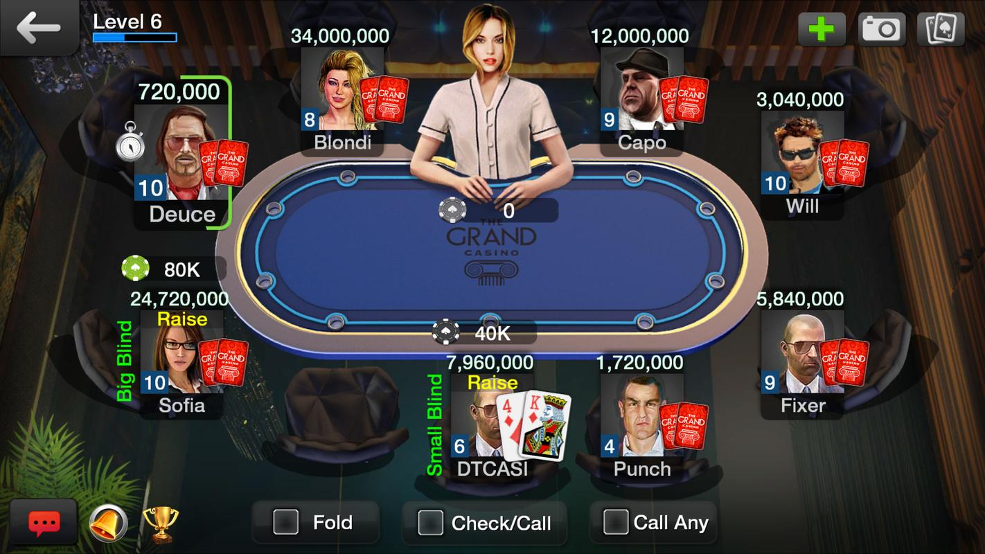 Download downtown casino holdem poker