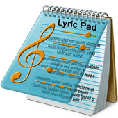 Lyric Pad icon