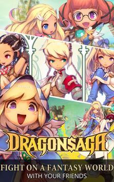 DragonSaga apk screenshot