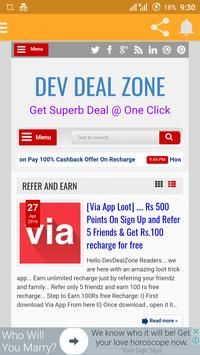 DevDealZone screenshot 1