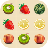 Find The Same Fruits icon