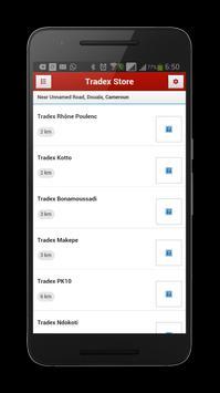 Tradex Mobile App poster