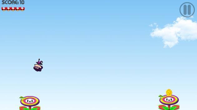 Bouncy Mari screenshot 2