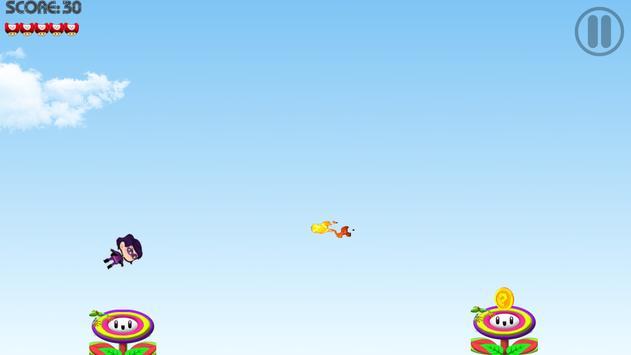 Bouncy Mari screenshot 3