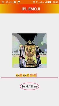 Cicket Emoji 2017 poster